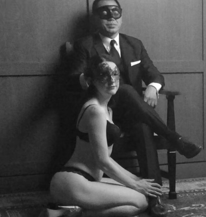 Masters role bdsm naked photo